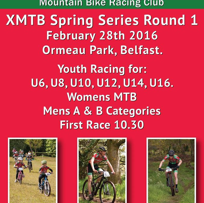 Off Road Spring Series Kicks off Sunday 28th February
