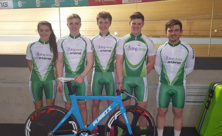 Successful Scottish outing for Ulster Track riders