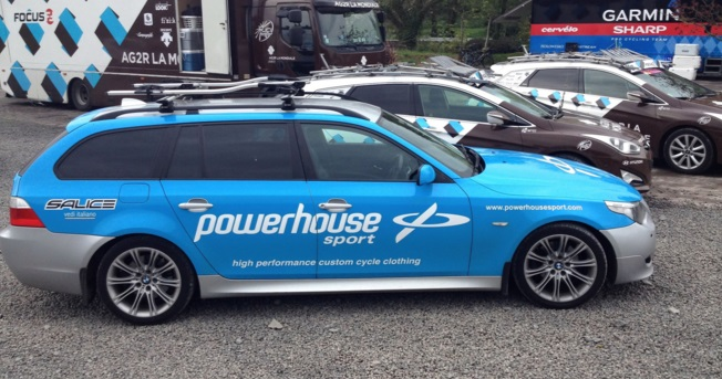 Powerhouse Team expand for 2016