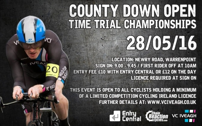 Co Down 10 Champs this Saturday