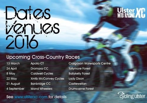MTB Action in Belfast on Sunday