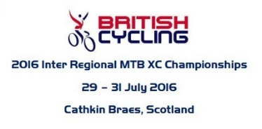 Youth squad announced for UK Youth MTB Event