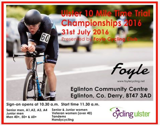 Strong field anticipated for Ulster Championship TT in County Derry, Sunday 31 July