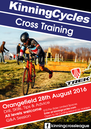 Cyclo-Cross Training