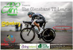 Glenshane League Poster