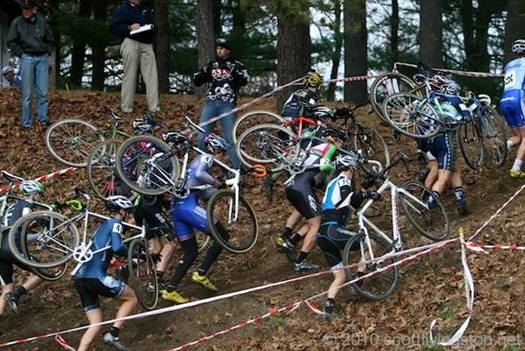 Ulster CX Round 1 Report