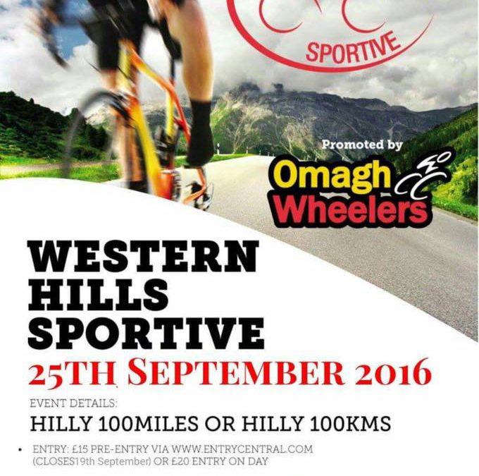 Western Hills Sportive Omagh Wheelers