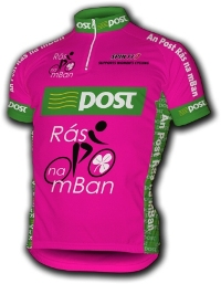 Cycling Ulster Team Selection Criteria for Rás na mBan