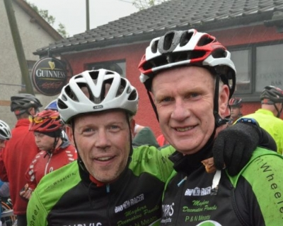 The Tour of South Derry – Carn Wheelers