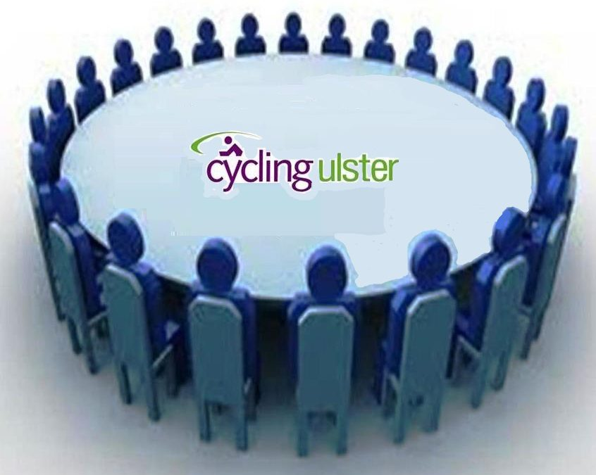 Safeguarding Officer and Cycling Ulster Executive Officers