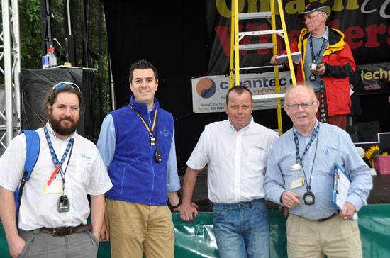 New Qualified Cycling Ulster Commissaires