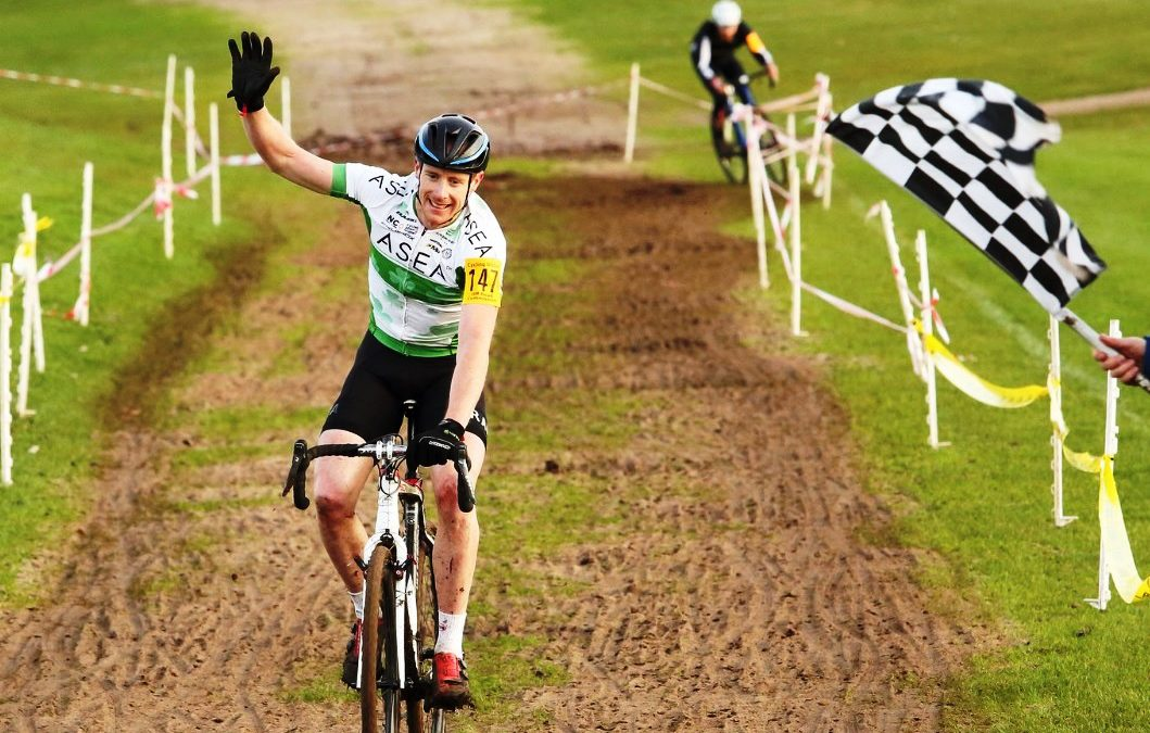 "The ""Ulster CX Championships 2016"" report by Martin Grimley"