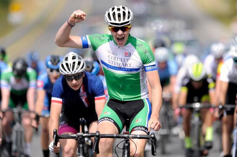 Cycling Ulster Junior Tour of Ireland Team Report