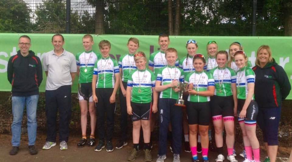 Cycling Ulster Team Announcement for Inter-Regional Track Championship