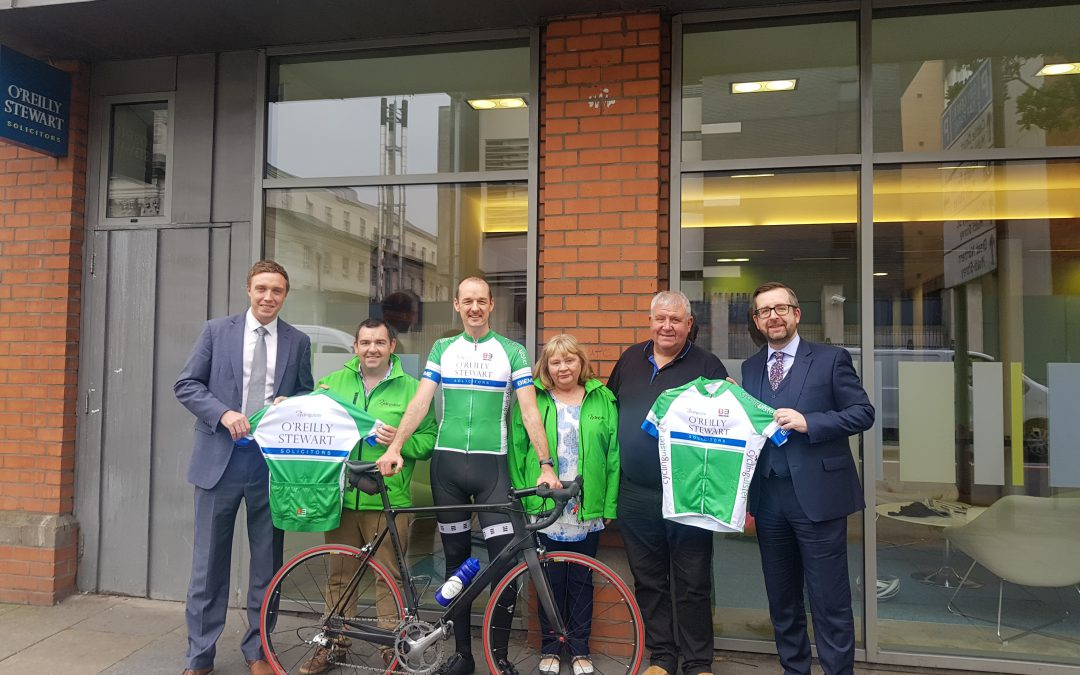 O'Reilly Stewart Solicitors Sponsor Cycling Ulster