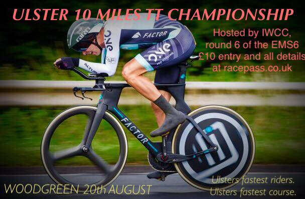 Champion of Champions TT & Ulster 10 TT Championship Details