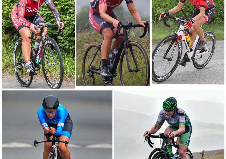 Cycling Ulster Team Announcement – Rás na mBan