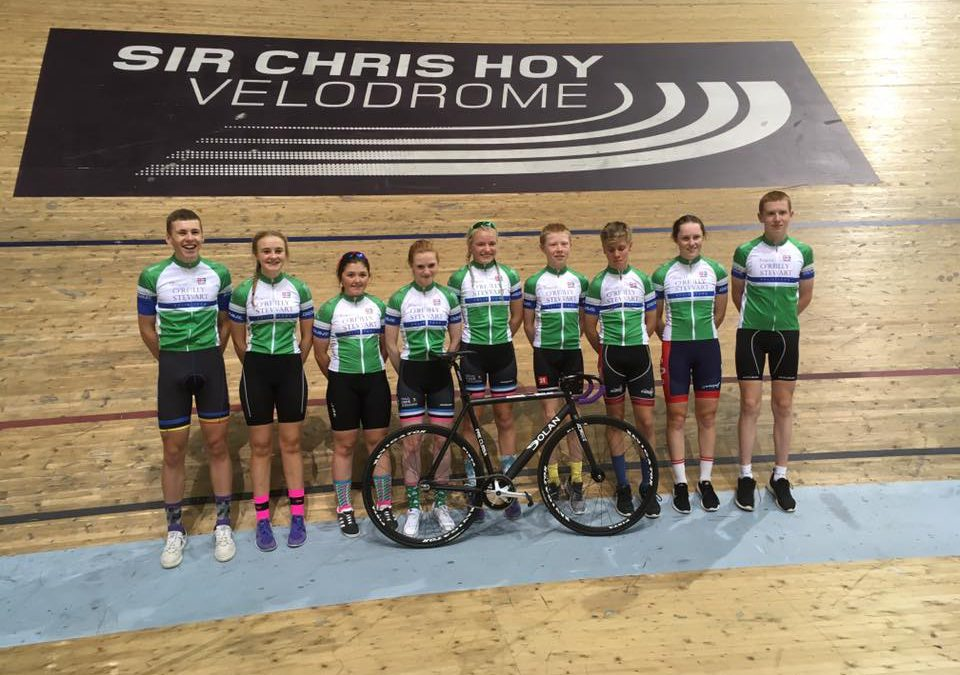2017 Inter-Regional Track Championships Report