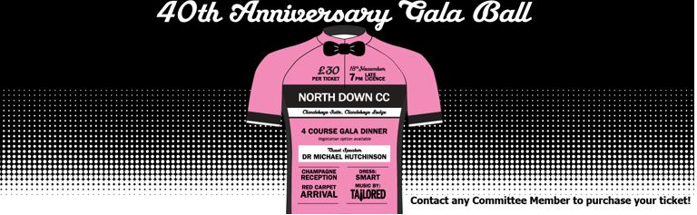 North Down CC Gala Dinner