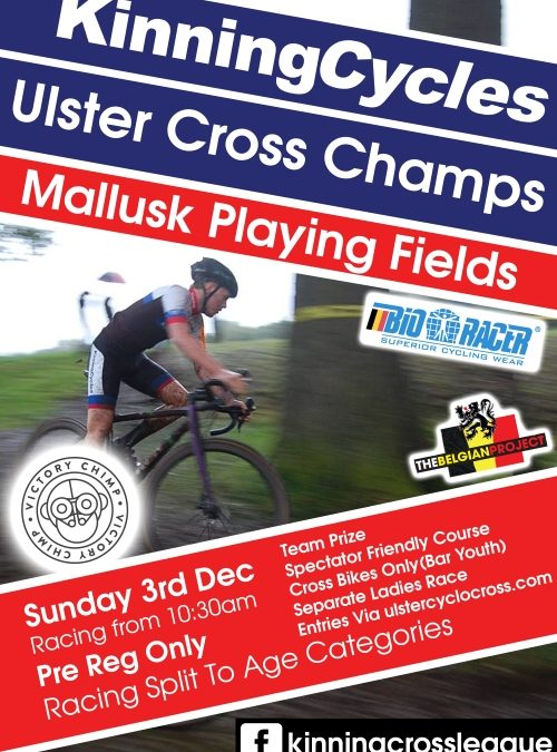 Ulster CX Championships Information