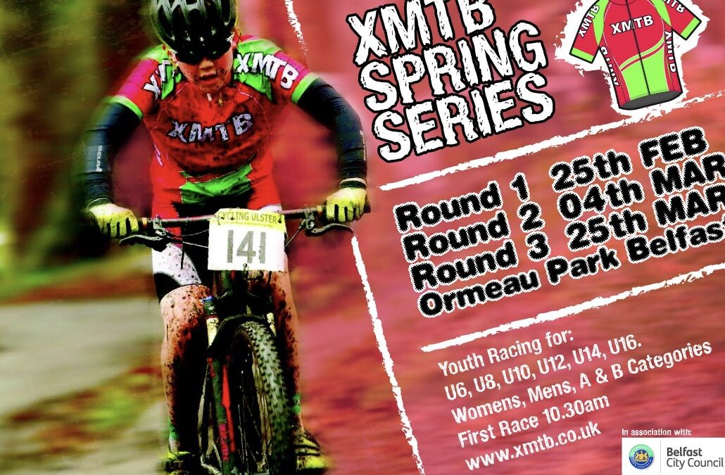 Spring Sunshine for XMTB Series Finale