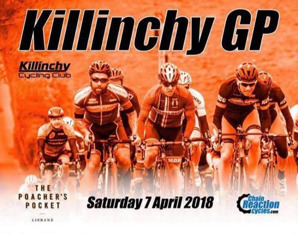 Killinchy GP & Carn Classic Entries Open