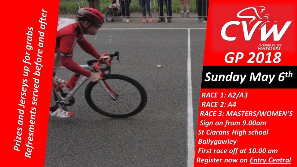 Clogher Valley GP – Sunday 6th May