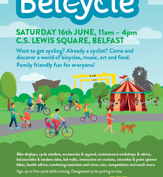 Belcycle Event – Saturday 16th June