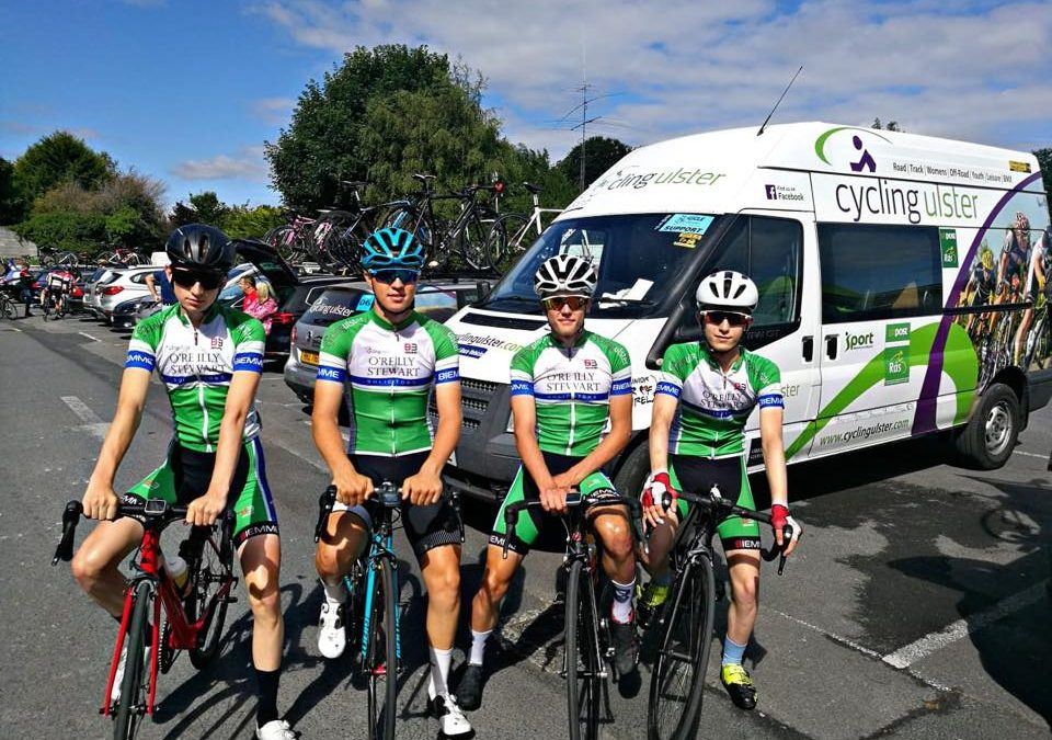 McGlynn Takes top ten in Junior Tour of Ireland