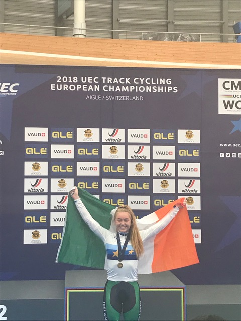 Gillespie backs up silver with Amazing Gold