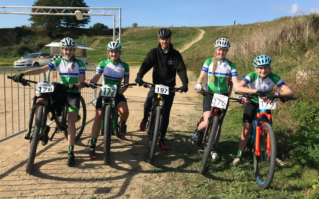 Ulster Team Report from Inter-Regional MTB Champs
