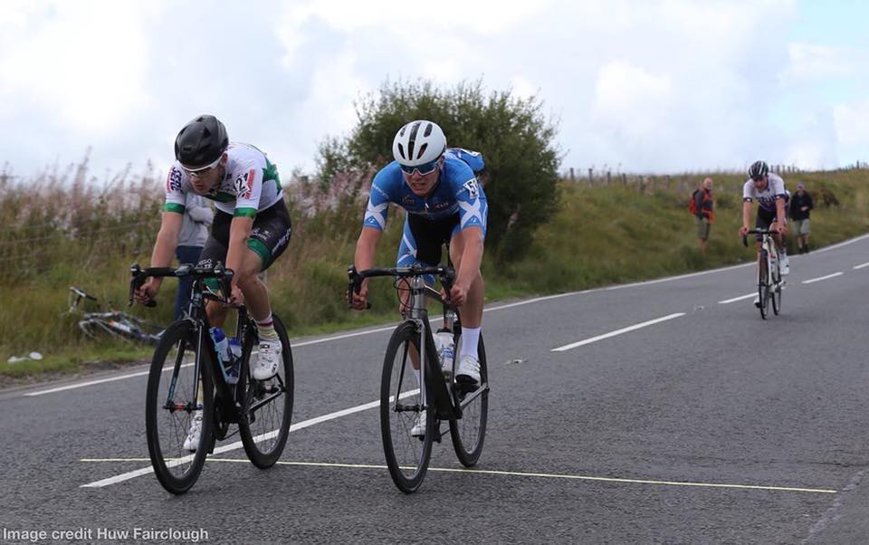 Ward Stage Victory a Highlight for Ulster Team in Wales