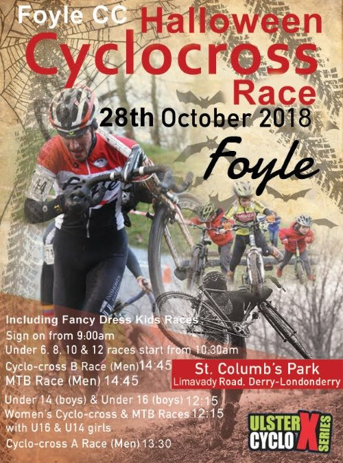 Ulster CX Series Round 6 – Sunday 28th October