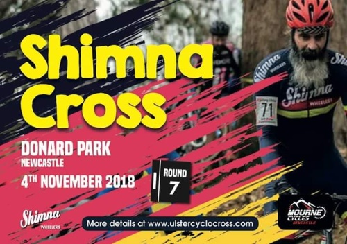 Ulster CX Round 7 – Sunday 4th November