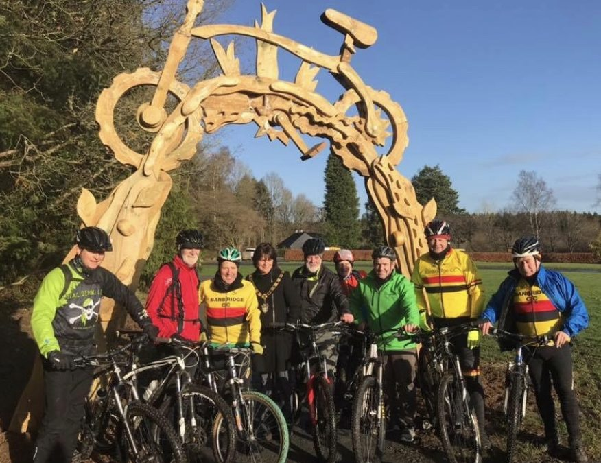 CU Welcome Gosford Forest Park Redevelopment