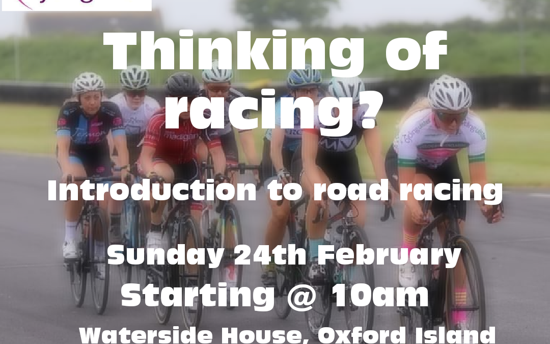 CU Women's Commission 'Intro to Road Racing' – Sunday 24th February