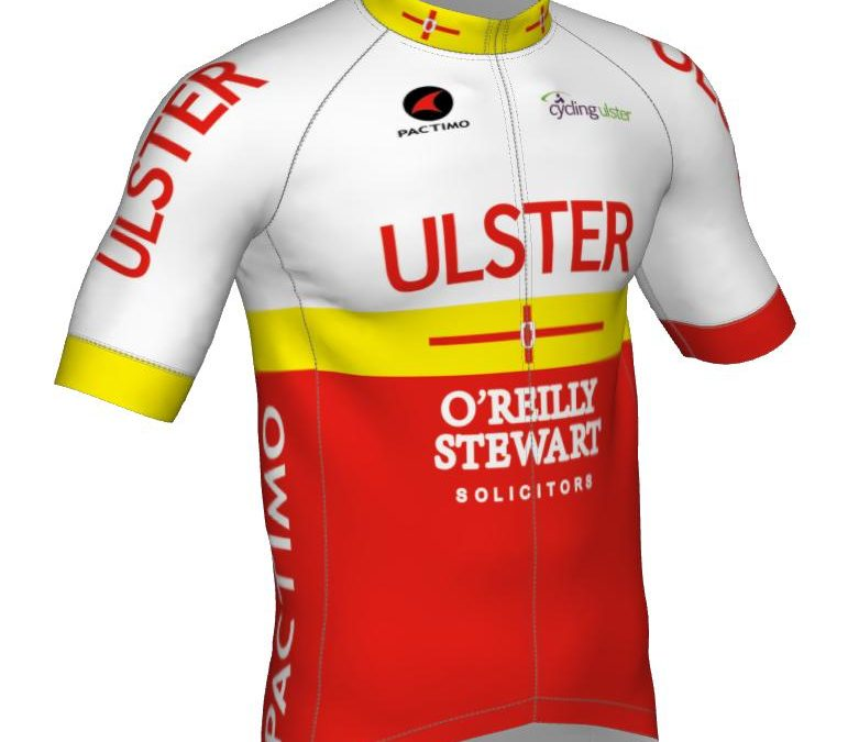 Cycling Ulster at the Youth Tour of Scotland