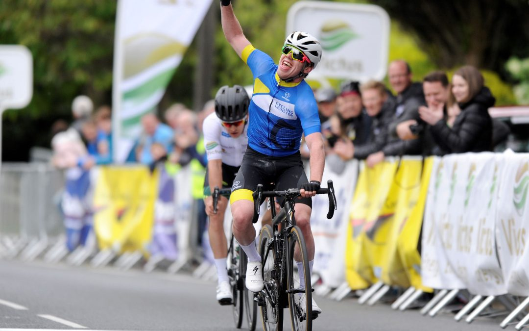 Murphy Wins Stage 2 Tour of Ulster