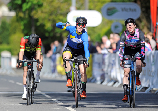 Ryan Wins Stage 1 of Tour of Ulster
