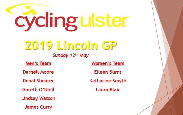 Lincoln GP – Team Announcement