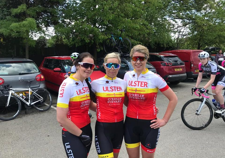 Watson and Smyth Lead Ulster Challenge in Lincoln GP