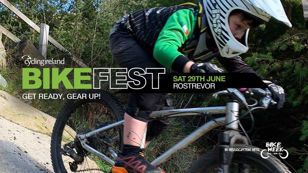 Cycling Ireland Bike Fest Information