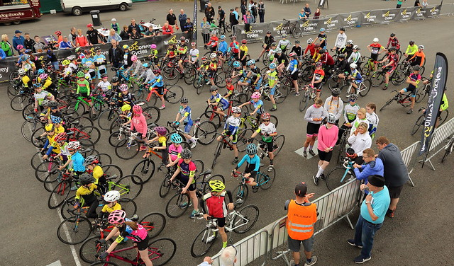 Cycling Ulster Youth Racing Festival Report