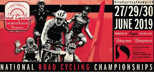 Irish National Road Championships Come to Derry