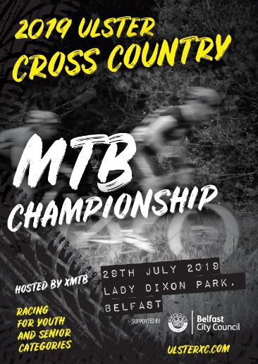 Ulster XC MTB Championships – Sunday 28th July