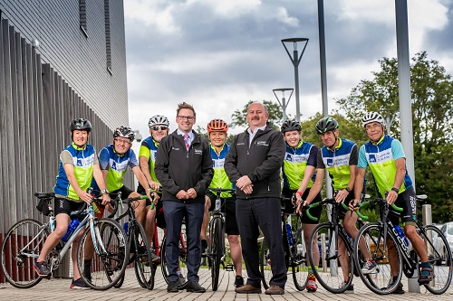 AXA Community Bike Rides Launched