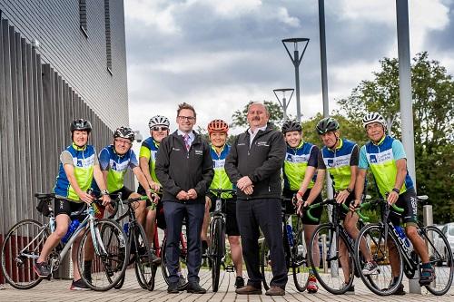 AXA Community Bike Rides Launched