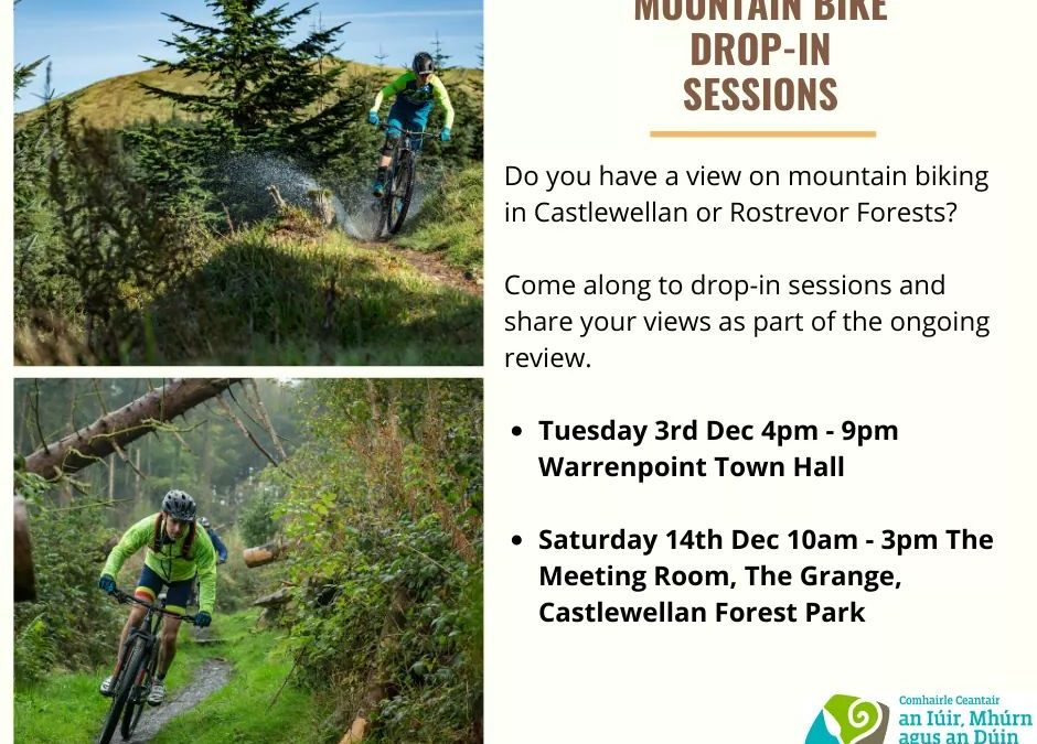 Castlewellan & Rostrevor MTB Trails Review