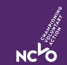 NCVO Webinar: Making Decisions in Tough Times