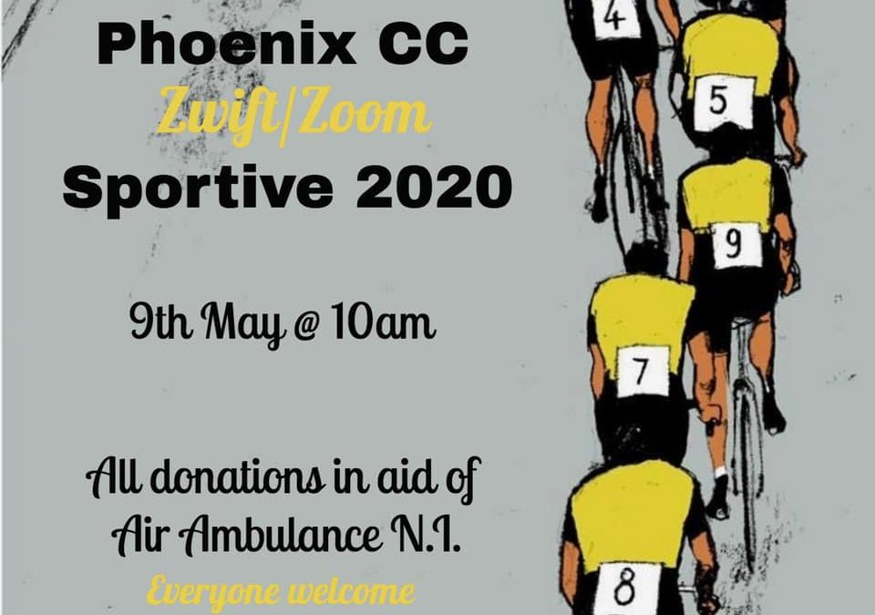 Phoenix CC Virtual Sportive – Saturday 9th May